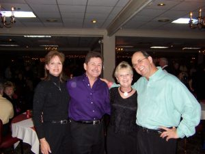 Debbie, Don, Cathy & AC