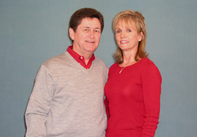 Don Bunn and Debbie Peterson